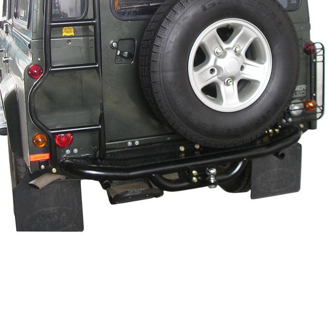 Parachoque traseiro c/ engate removível – Land Rover – Defender – LRDF-PER01