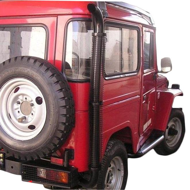 Escapamento Alto – Toyota – Bandeirantes – TYBAN06