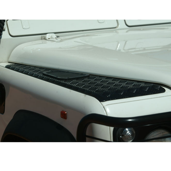 Protetor de para-lamas (par) – Land Rover – Defender – LRDF-PP01
